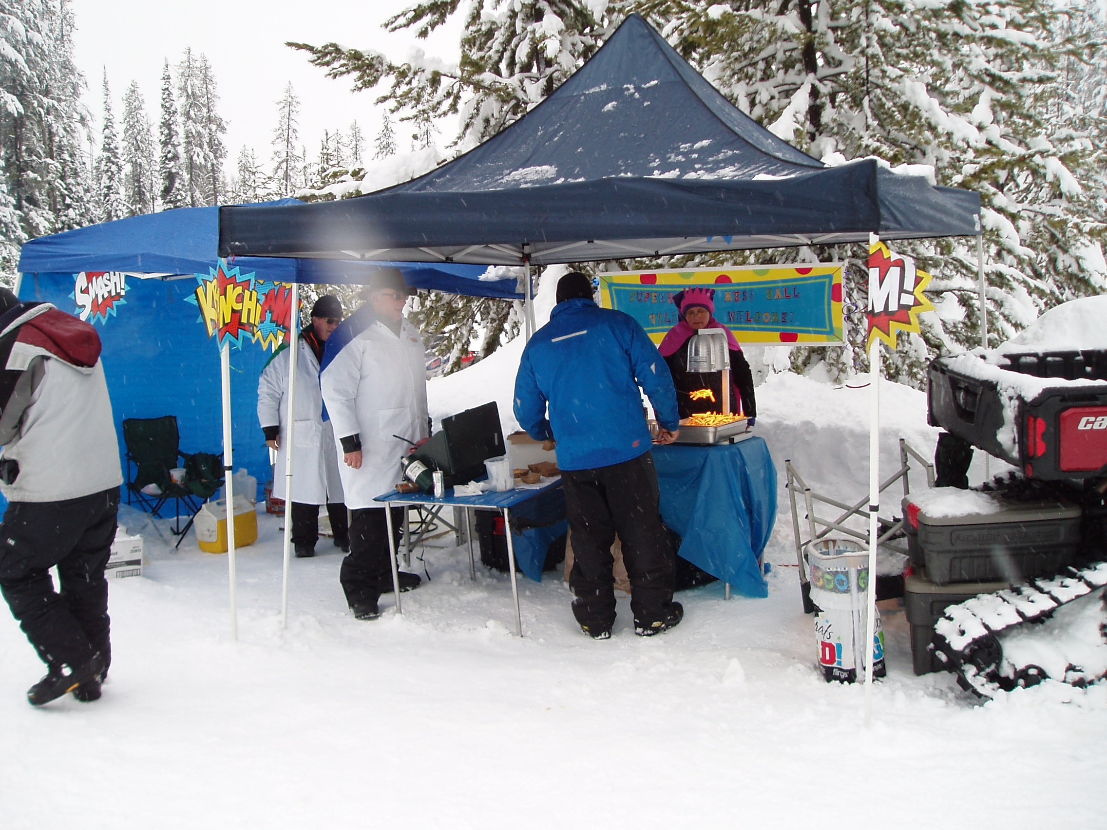 McCall Area Snowmobilers